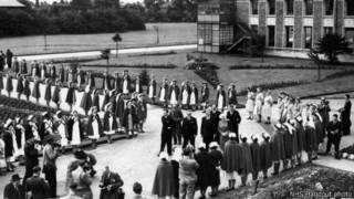 英國第一家NHS醫院
