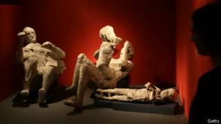 大英博物館「龐貝特展」