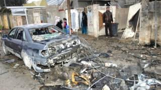 बग़दाद में धमाका (फाइल फोटो)