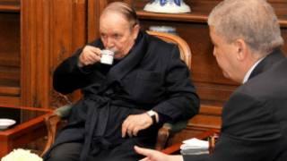 Rais Bouteflika wa Algeria