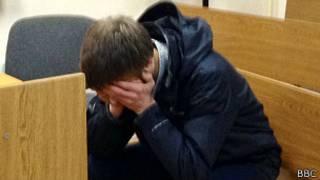 Дмитрий Алтайчинов в суде