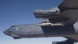 B-52 с X-51A