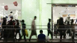 Shopping nos EUA (AP)