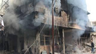 Затянувшийся конфликт продолжает разрушать Сирию