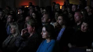 Público en el cine