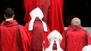 رسوایی جنسی کلیسا