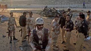 पाकिस्तान धमाका