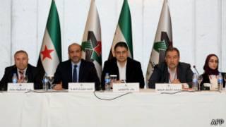 Сирийская национальная коалиция