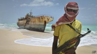 الصومال، قرصنة