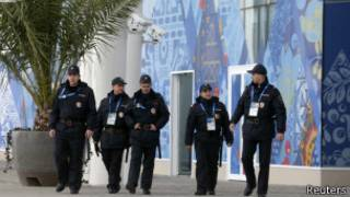 Полиция в Сочи