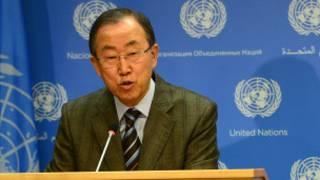 Sakatare Janar na MDD Ban Ki_Moon
