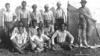 Сельская команда интегралистов
