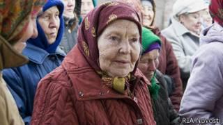 Бурановская бабушка Елизавета Зарбатова