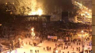 Bạo động ở Kiev