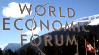 Fórum Econômico Mundial, em Davos (AP)