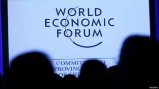 दावोस में वर्ल्ड इकॉनॉमिक फोरम की बैठक