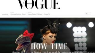 Reprodução Vogue.com | Reprodução