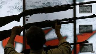 Выставка охотничьего оружия в США