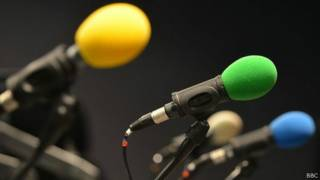 Микрофоны Би-би-си