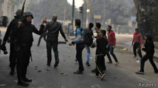 Demonstrasi di Mesir