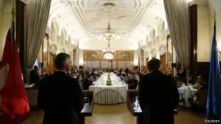 Конференция по Сирии, Монтрё