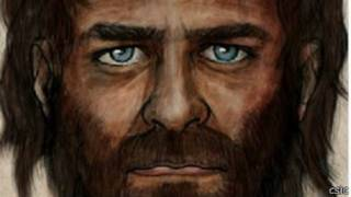 الإنسان الأوروبي القديم