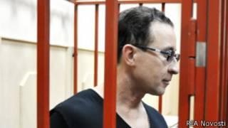 Фарит Темиргалиев в зале суда