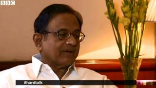 भारतीय वित्त मंत्री पी चिदंबरम