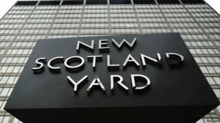 लंदन पुलिस का स्कॉटलैंड यार्ड