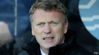 Umutoza wa Manchester United, David Moyes