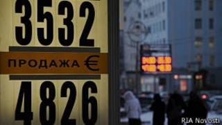 Табло курса рубля