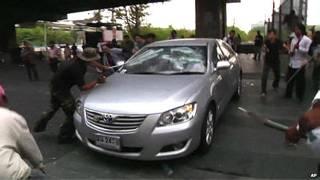 Bạo lực ở Bangkok