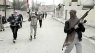 جهاديين في سوريا