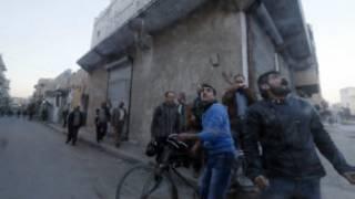 مواطنون من حلب