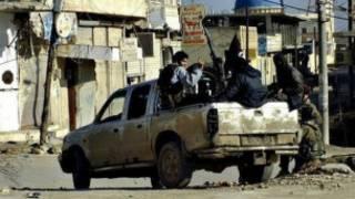 Wapiganaji wa ISIS nchini Syria