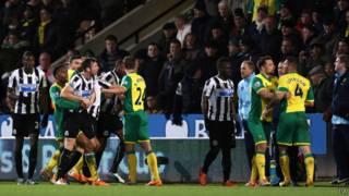 Norwich City dan Newcastle United