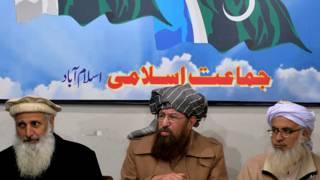 पाकिस्तानी तालिबान के सदस्य