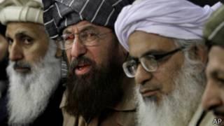 aba Taliban bo muri Pakistan
