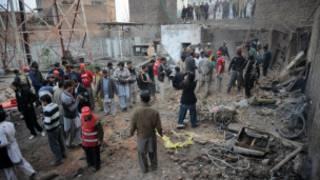 خشونت در پاکستان