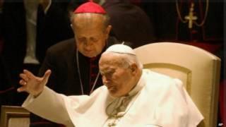 تُعرض مجموعة من المذكرات الشخصية التي كتبها بابا الكنيسة الكاثوليكية الراحل يوحنا بولس الثاني على مدى أكثر من أربعة عقود، تعرض للبيع في بولندا في ظروف مثيرة للجدل.