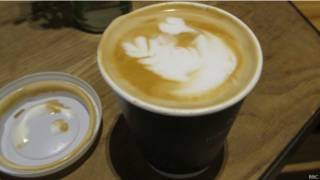 ऊंटनी के दूध से बनी कॉफी