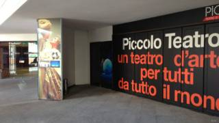 Teatro Piccolo, em Milão (foto: BBC Brasil)