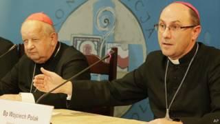 Представители католической церкви Польши