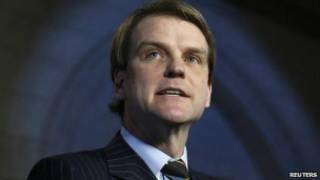 وزير الهجرة الكندي، كريس ألكسندر