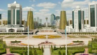 Astana. Getty