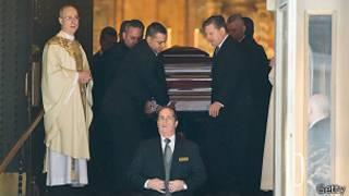 Funeral de Philip Seymour Hoffman