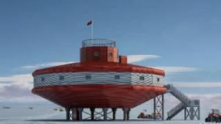 南极泰山站(新华社图片)