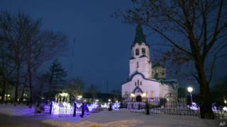 Воскресенский собор Южно-Сахалинска