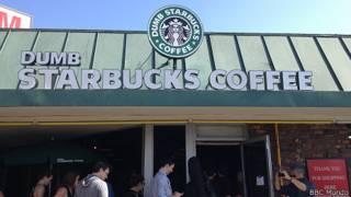 Dumb Starbucks en Los Ángeles, California