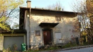 В этом неприметном домике в Зальцбурге хранились десятки картин